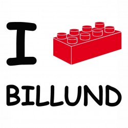I love billund legoland fabbrica lego