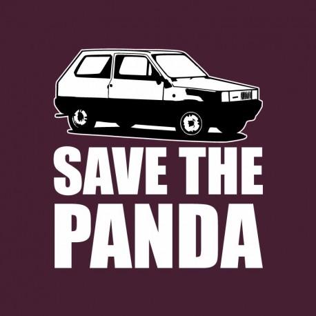 WWF Save the fiat Panda vintage.
