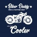 Papà Motociclista.