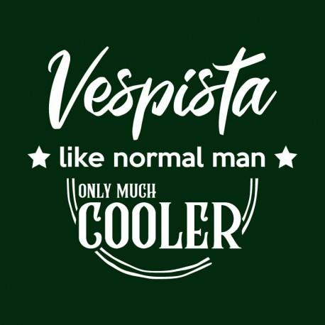 """Vespa piaggio """"Vespista""""."""