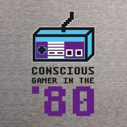 Gamepad joypad conscious gamer anni 80.