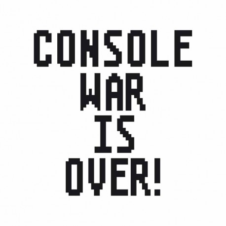 Console war is over Nintendo vs Sega.