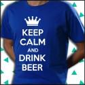 Keep Calm Beer.