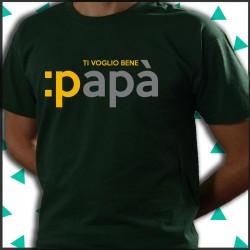 Ti voglio bene papà festa del papà.