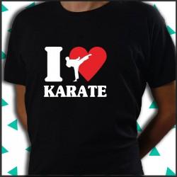 Arti marziali love karate.
