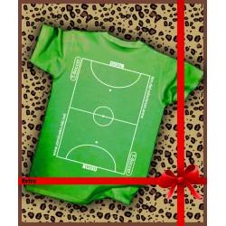 T-shirt per giocare a Subbuteo dovunque sei T-soccer.
