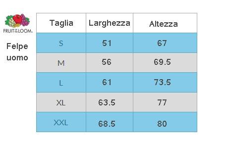 Tabella-Taglie-Felpe-Raglan-e-Cappuccio-