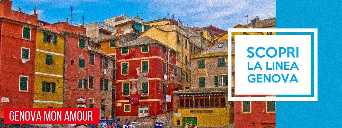 Magliette personalizzate dedicate a Genova | Zlab.